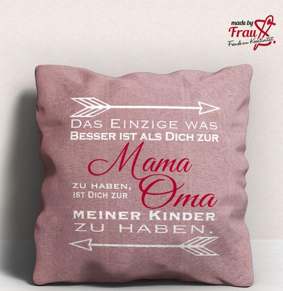 spruch mama oma b gelbild shop made by frau s der. Black Bedroom Furniture Sets. Home Design Ideas